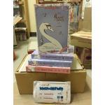 (Y-Novel) ขายแยก Box set Royal Swan +++รวมส่ง EMS ++++