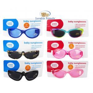 แว่นกันแดดสำหรับเด็ก Luvable Friends UV Protection