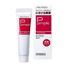 Shiseido pimplit Acne Remedy