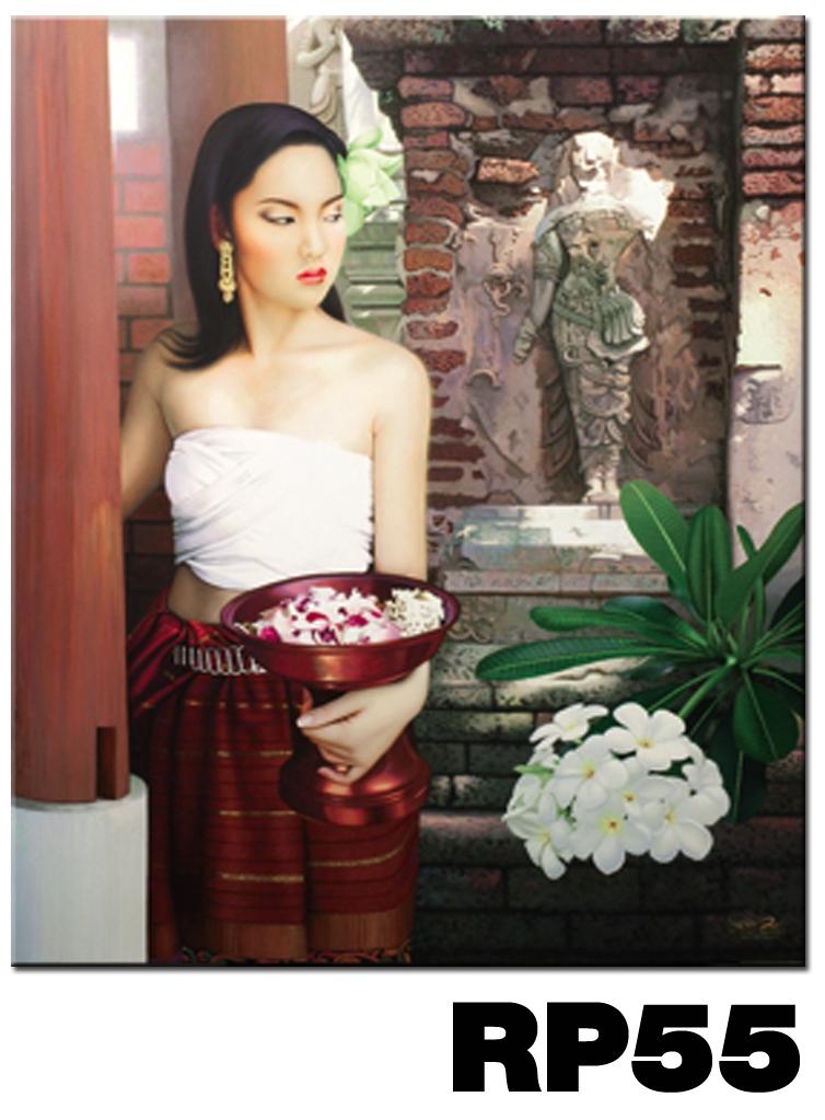 ภาพสำหรับประดับตกแต่งบ้าน ร้านสปา คอนโด โรงแรม รีสอร์ท RP - 55