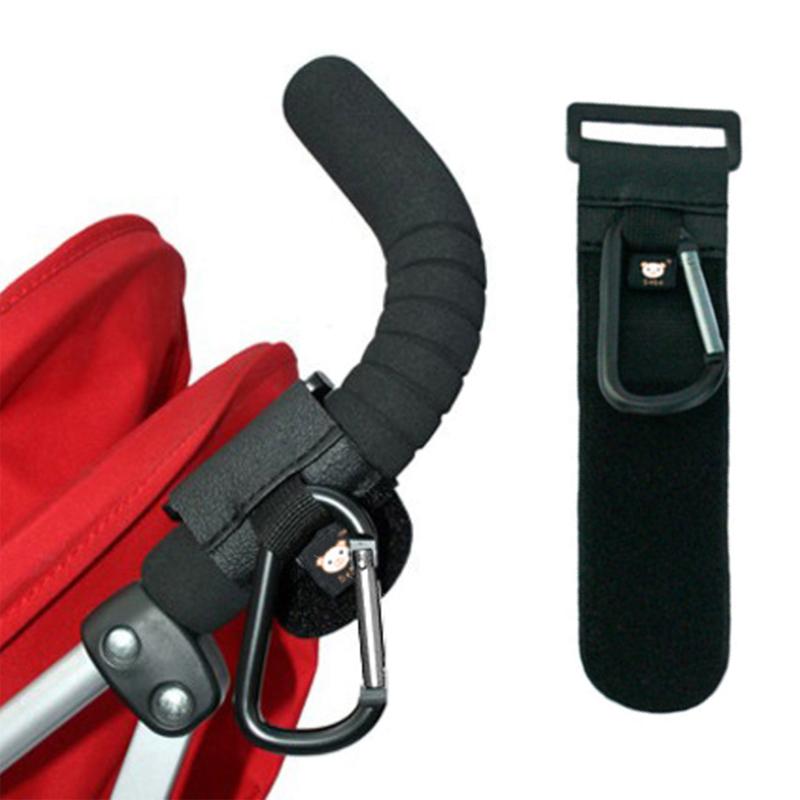 ตะขอเกี่ยวรถเข็น รุ่นพรีเมี่ยม Stroller Hooks