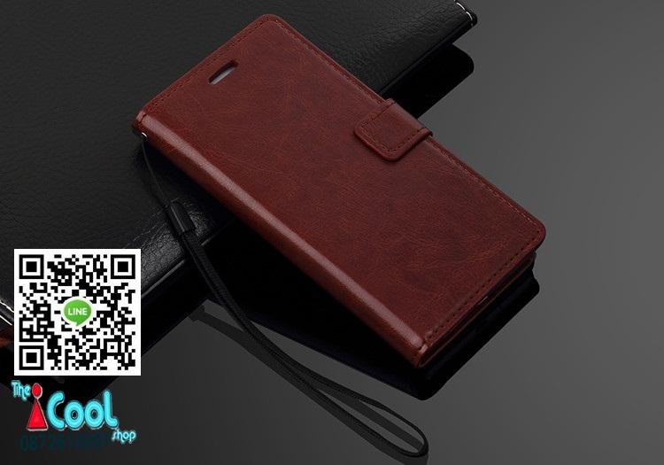 เคสมือถือ Oppo Mirror5 Lite - เคสหนังฝาพับ [Pre-Order]
