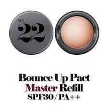 (rพร้อมส่ง) Chusongah Ver.22 Bounce Up Pact Master SPF50+ PA++ (ตลับรีฟิว+ พัฟ) # 2