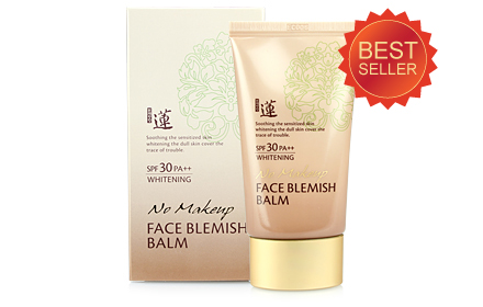Welcos No Makeup Face BB Whitening SPF30 PA++ 50 ML