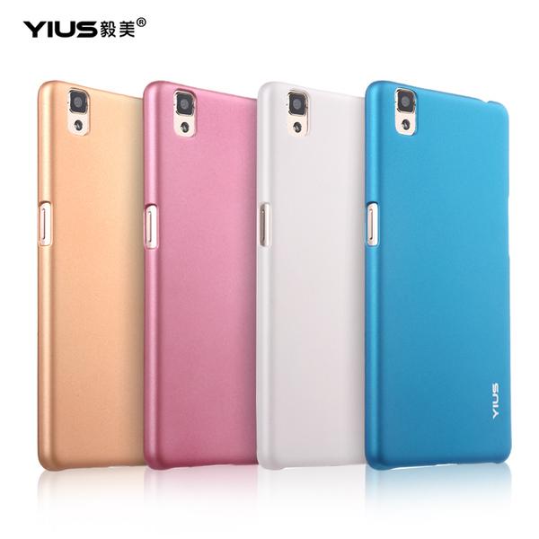 เคส Oppo R7s - Yius Hard Case เคสแข็งผิวกำมะหยี่ เกรดA [Pre-Order]