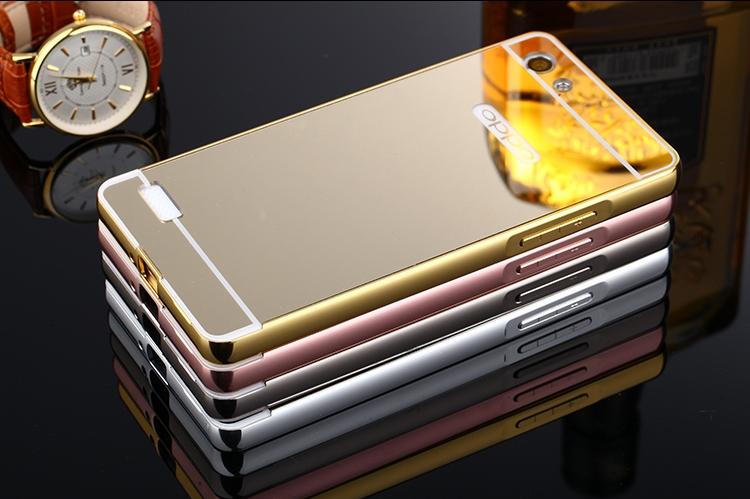 Oppo Mirror5 - เคสโลหะ กระจกเงา[Pre-Order]