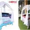 เตียงนอนเด็ก เปลเพน Camera Baby Playpen C-P537BE Toonpen