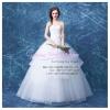 wm5083 ขาย ชุดแต่งงานเจ้าหญิง เกาะอก สวย หวาน หรู น่ารัก ที่สุดในโลก ราคาถูกกว่าเช่า
