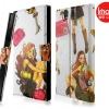 Sony Xperia Z - iMak City Girl Diary Case [Pre-order] สำเนา
