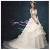 wm5085 ขาย ชุดแต่งงานเจ้าหญิง สวย น่ารัก ที่สุดในโลก ราคาถูกกว่าเช่า