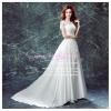 wm5116 ขาย ชุดแต่งงาน เจ้าหญิงเรียบหรู แบบวินเทจ แขนสั้น ใส่ถ่ายพรีเวดดิ้ง สวยหรู ดูดีที่สุดในโลก ราคาถูกกว่าเช่า
