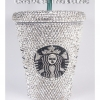 แก้ว Starbucks ขนาด 12 ออนซ์ ( Starbucks coffee glass in 12 oz )