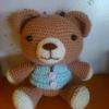 ตุ๊กตาหมีลูกกวาด 7นิ้ว