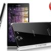 Sony Xperia Z - เคสแข็งใส ยี่ห้อ iMak [Pre-Order]
