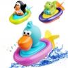 เรือปั่นลอยน้ำ [Sassy Pull and Go Boat Bath Toy]