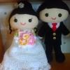 คู่แต่งงาน 10 นิ้ว