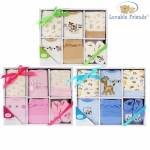 กล่องของขวัญเซต 6 ชิ้น Luvable Friends