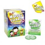 Mossi Guard แผ่นแปะป้องกันยุง ผสมสารสกัดธรรมชาติ Mosquito Repellent Patch
