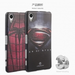 เคสมือถือ Sony Xperia x เคสซิลิโคนสกรีนลายนูน3D [PreOrder]