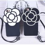 เคสมือถือ Vivo Y55/Y55s - ซิลิโคนรูปดอกไม้(Pre-Order)