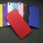 เคสมือถือ Sony Xperia x เคสแข็งสี [Pre-Order]