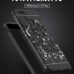 เคสมือถือ Huawei huawei nova 2-เคสสกรีนแกะสลักลายมังกร [Pre-Order]