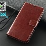 เคสมือถือ Meizu MX5 - เคสฝาพับ หนังPU [Pre-Order]