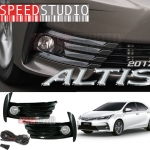 ไฟตัดหมอก สปอร์ทไลท์ Toyota New Altis 2017