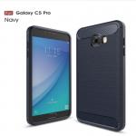 เคสมือถือ Samsung C5 pro เคสซิลิโคนลายแค็ปล่า [Pre-Order]