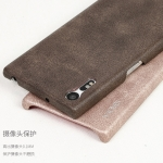 เคสมือถือ Sony Xperia XZ, XZs- รุ่น X-Level Leather Case[Pre-Order]