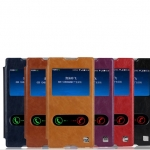 Sony Xperia T2 Ultra - Leather Diary Case [Pre-Order]