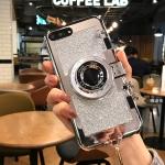 เคสมือถือ iPhone7Plus-เคสTPUกล้องถ่ายรูป [Pre-Order]