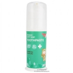 [60ml] ยาสีฟันออร์แกนิค สูตรขจัดคราบน้ำนมที่ลิ้น Organic Happy Baby Toothpaste
