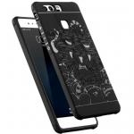 เคส Huawei P9 - เคสซิลิโคนแกะสลักลาย case [Pre-Order]