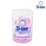 D-nee สำลีก้านจิ๋วบริสุทธิ์ 100 ก้าน Purified Cotton Buds (Mini)