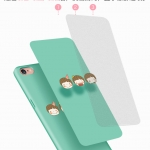 เคสมือถือ iPhone 6s เคสประกบสกรีนลายการ์ตูน [Pre-Order]