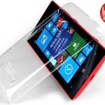 Nokia Lumia 520 - iMak Crystal hard Case [Pre-Order]