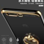 เคสมือถือ Huawei P10 Plus เคสแข็งขอบทอง XUNDD เกรดพรีเมี่ยม (พรีออเดอร์)