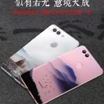เคสมือถือ Huawei huawei nova 2-เคสซิิลิโคนนิ่มสกรีนลายสวยงาม [Pre-Order]