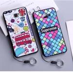 เคสมือถือ Samsung a3 2017 เคสซิลิโคนสกรีนลายการ์ตูน ]Pre-Order]