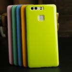 เคสมือถือ Huawei Ascend P9 Plus -เคสซิลิโคนสีล้วน [Pre-Order]