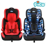 คาร์ซีท Fico เบาะรถยนต์นิรภัยสำหรับเด็ก รุ่น HB637 (สำหรับเด็กอายุ9เดือน-12ปี)
