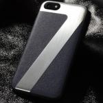 เคสมือถือ iPhone7Plus-- เคสซิลิโคนฝาหลังเป็นโลหะ [Pre-Order]