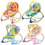 เปลโยก Music Rocking Chair 2in1 และ Ibaby Infant-to-Toddler Rocker
