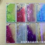 เคส Huawei Ascend P7 - เคสกากเพชรทรายดูด [Pre-Order]