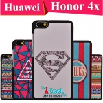 เคส Huawei Honor 4X (Alek 4G Plus)-Cartoon Hard Case #1[Pre-Order]