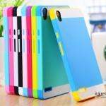 เคส Huawei Ascend P6 - Bumper Silicone Case [Pre-order]