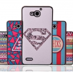 เคส Huawei Honor 3X G750 -Cartoon Hard Case #2[Pre-Order]