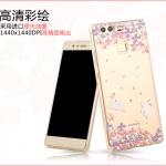 เคสมือถือ Huawei Ascend P9 Plus- เคสนิ่มพิมพ์ลายฟรุ้งฟริ้ง [Pre-Order]