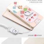 เคสมือถือ Xiaomi Note4x-เคสซิลฺดคนสกรีนลายการ์ตูน+ห่วงนิ้ว [ Pre-Order]